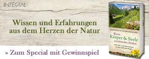 - Bernadette Schwienbacher: Wenn Körper und Seele zueinander finden