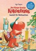 Ingo Siegner - Der kleine Drache Kokosnuss bastelt für Weihnachten