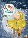 Andrea Schomburg - Otto und der kleine Herr Knorff - Donner, Blitz, Knobelius