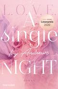 Ivy Andrews - A single night