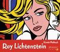 Sabine Tauber - Kunst-Malbuch: Roy Lichtenstein