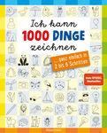 Norbert Pautner - Ich kann 1000 Dinge zeichnen. Kritzeln wie ein Profi!