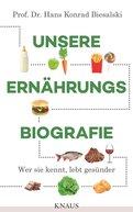 Hans Konrad Biesalski - Unsere Ernährungsbiografie
