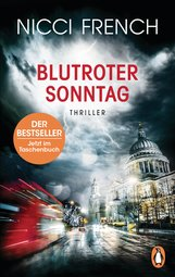 Nicci  French - Blutroter Sonntag
