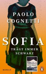 Paolo  Cognetti - Sofia trägt immer Schwarz