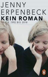Jenny  Erpenbeck - Kein Roman