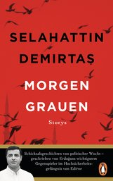 Selahattin  Demirtaş - Morgengrauen