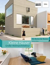 Bettina  Hintze - Kleine Häuser - große Wohnarchitektur