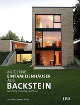 Katharina  Ricklefs, Jens  Kallfelz  (Hrsg.) - Moderne Einfamilienhäuser aus Backstein