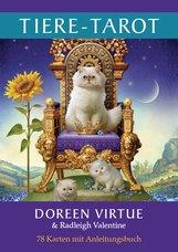 Doreen  Virtue, Radleigh  Valentine - Tiere-Tarot