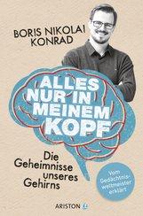 Boris Nikolai  Konrad - Alles nur in meinem Kopf