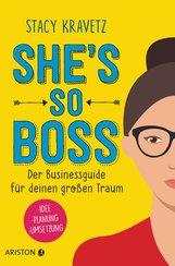 Stacy  Kravetz - She's so boss