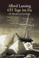 Alfred  Lansing - 635 Tage im Eis