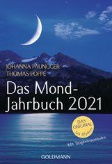 Johanna  Paungger, Thomas  Poppe - Das Mond-Jahrbuch 2021