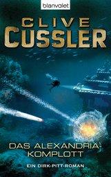 Clive  Cussler - Das Alexandria-Komplott