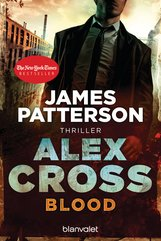 James  Patterson - Blood - Alex Cross 12