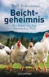 Wolf  Schreiner - Beichtgeheimnis