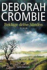 Deborah  Crombie - Beklage deine Sünden
