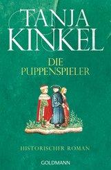 Tanja  Kinkel - Die Puppenspieler