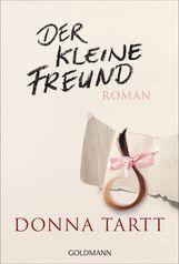 Donna  Tartt - Der kleine Freund
