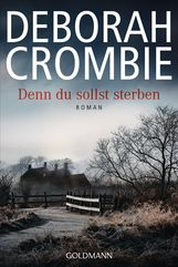 Deborah  Crombie - Denn du sollst sterben