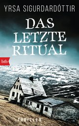 Yrsa  Sigurdardóttir - Das letzte Ritual