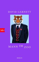 David  Garnett - Mann im Zoo