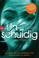 Amy  Lloyd - Unschuldig
