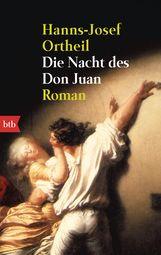 Hanns-Josef  Ortheil - Die Nacht des Don Juan