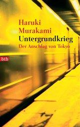 Haruki  Murakami - Untergrundkrieg