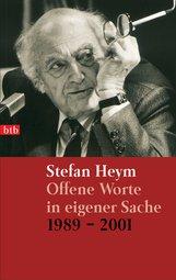 Stefan  Heym - Offene Worte in eigener Sache