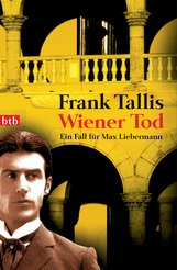 Frank  Tallis - Wiener Tod