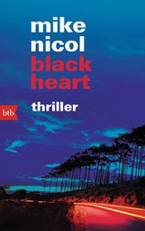 Mike  Nicol - black heart