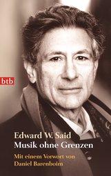 Edward W.  Said - Musik ohne Grenzen