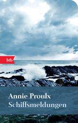Annie  Proulx - Schiffsmeldungen
