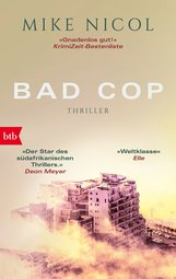 Mike  Nicol - Bad Cop