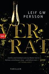 Leif GW  Persson - Verrat