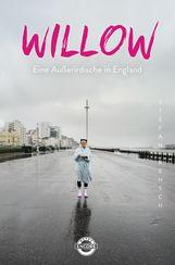 Stefan  Rensch - Willow – Eine Außerirdische in England