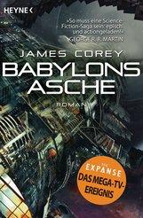 James  Corey - Babylons Asche