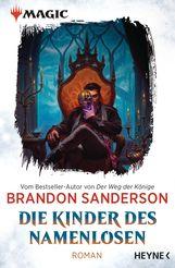 Brandon  Sanderson - MAGIC: The Gathering - Die Kinder des Namenlosen