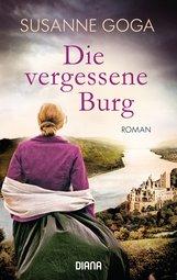 Susanne  Goga - Die vergessene Burg