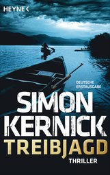 Simon  Kernick - Treibjagd