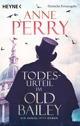 Anne  Perry - Todesurteil im Old Bailey