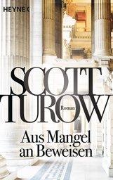 Scott  Turow - Aus Mangel an Beweisen