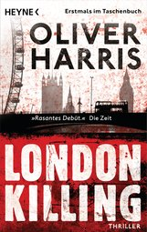 Oliver  Harris - London Killing