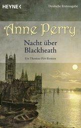 Anne  Perry - Nacht über Blackheath