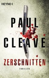 Paul  Cleave - Zerschnitten