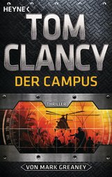 Tom  Clancy, Mark  Greaney - Der Campus