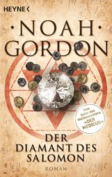 Noah  Gordon - Der Diamant des Salomon