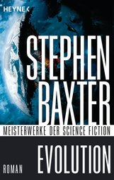 Stephen  Baxter - Evolution